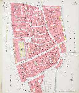 Insurance Plan of Hull (Yorkshire): sheet 9