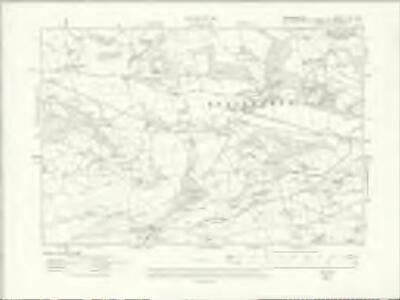 Denbighshire XLIV.SW - OS Six-Inch Map