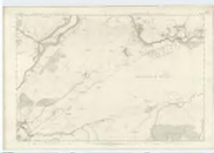 Inverness-shire (Mainland), Sheet CXL - OS 6 Inch map