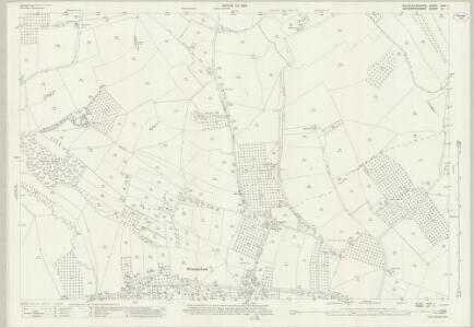 Gloucestershire XVIII.1 (includes: Corse; Eldersfield; Staunton) - 25 Inch Map