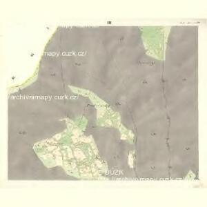 Mitter Beczwa (Prostředny Beczwa) - m2424-1-002 - Kaiserpflichtexemplar der Landkarten des stabilen Katasters