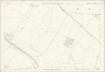 Yorkshire CXLIII.14 (includes: Fimber; Wharram) - 25 Inch Map
