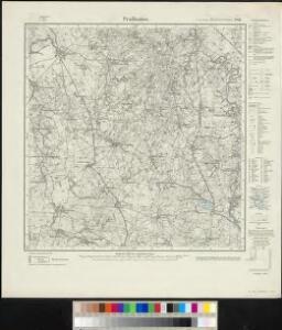Meßtischblatt 348 : Praßlauken, 1924