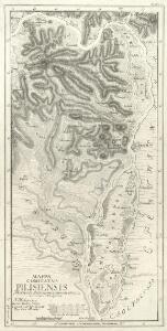 Mappa Comitatus Pilisiensis Methodo Astronomico-Geometrica concinnata.