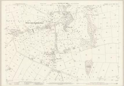 Yorkshire CCVIII.11 (includes: Holme Upon Spalding Moor) - 25 Inch Map