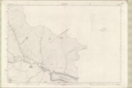 Ross and Cromarty Sheet CXXXIII (with inset CXXX) - OS 6 Inch map