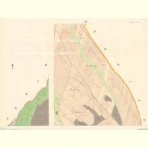 Kunowitz (Kunowice) - m1435-1-015 - Kaiserpflichtexemplar der Landkarten des stabilen Katasters