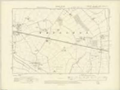 Yorkshire CCXXII.SE - OS Six-Inch Map
