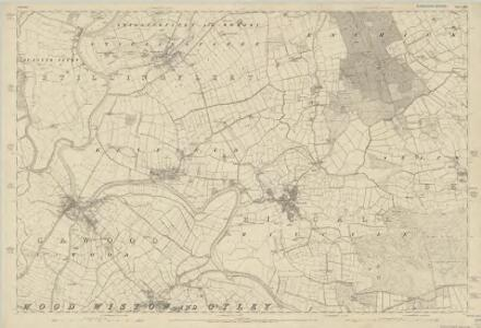 Yorkshire 206 - OS Six-Inch Map