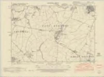 Leicestershire L.SE - OS Six-Inch Map