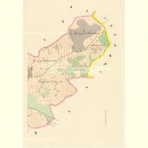 Klikarzow - c3162-1-002 - Kaiserpflichtexemplar der Landkarten des stabilen Katasters