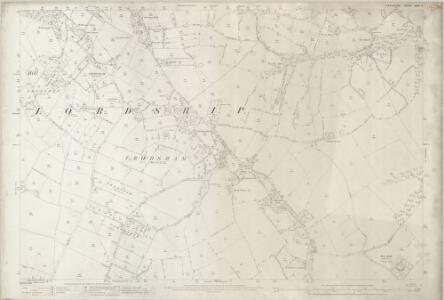 Cheshire XXXII.4 (includes: Frodsham; Kingsley) - 25 Inch Map