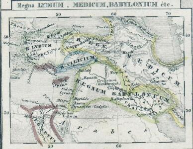 Regna Lydium, Medicum, Babylonium etc.