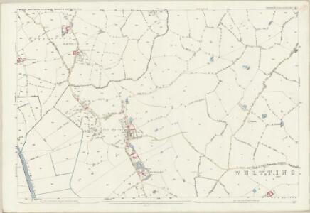 Shropshire XII.4 (includes: Ellesmere Rural; St Martins; Whittington) - 25 Inch Map