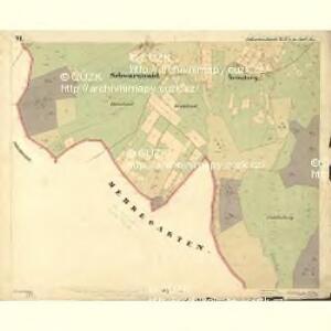 Schwarzhaid - c0872-1-007 - Kaiserpflichtexemplar der Landkarten des stabilen Katasters