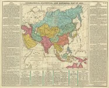 Asia, drawn from the best authorities : for the elucidation of Lavoisne's genealogical, historical, chronological, & geographical atlas