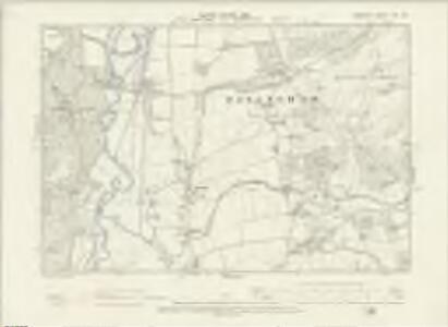 Hampshire & Isle of Wight LXX.NE - OS Six-Inch Map