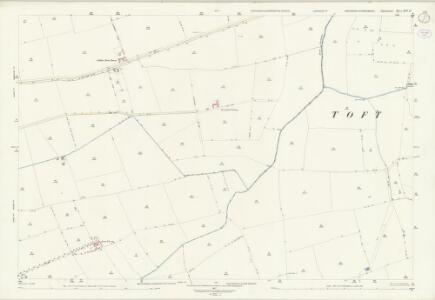 Lincolnshire XLV.13 (includes: Normanby by Spital; Owmby; Saxby; Toft Newton) - 25 Inch Map