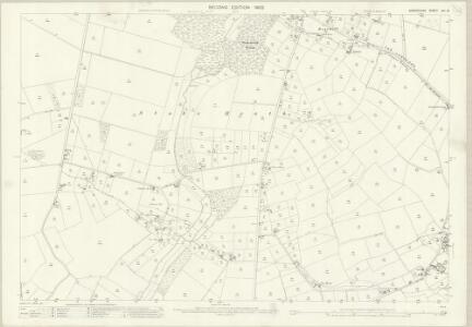 Shropshire XVI.13 (includes: Stoke Upon Tern; Sutton Upon Tern) - 25 Inch Map