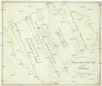 Geognostische Profil Risse von Böhmen
