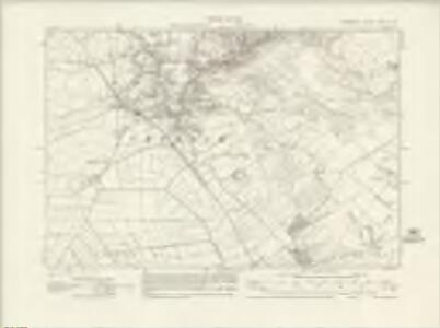 Somerset XXVII.NW - OS Six-Inch Map