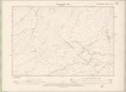 Stirlingshire Sheet VII.SW - OS 6 Inch map