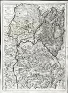 La Bresse, le Bugey, le Valromay, la principauté de Dombes et le Viennois