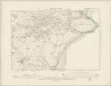 Caernarvonshire XLV.NW - OS Six-Inch Map
