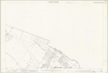 Buckinghamshire XXV.14 (includes: Eaton Bray; Edlesborough) - 25 Inch Map