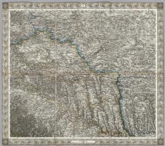 Sheet V: Karte Des Oesterreichischen Kaiserstaates.