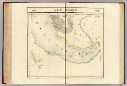 Golfe Persique. Asie 79.