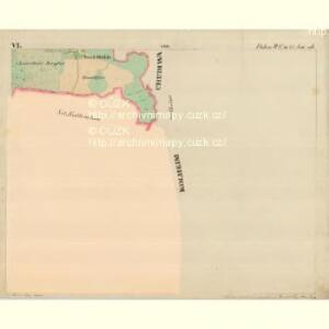 Fleken - c1669-1-008 - Kaiserpflichtexemplar der Landkarten des stabilen Katasters