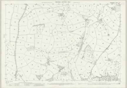 Devon LVI.8 (includes: Bradninch; Cullompton; Silverton) - 25 Inch Map