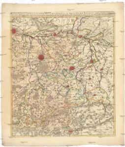 Lovaniensis tetrarchia una cum Arscotano ducatu in eiusdem ditiones subiacentes accuratissime divisa