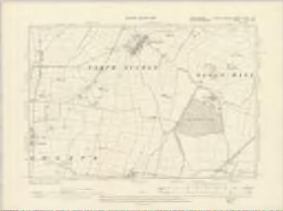Lincolnshire LXXVII.NW - OS Six-Inch Map