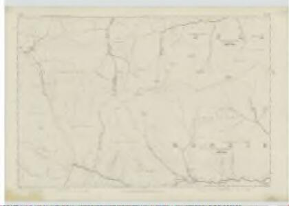 Perthshire, Sheet LXX - OS 6 Inch map