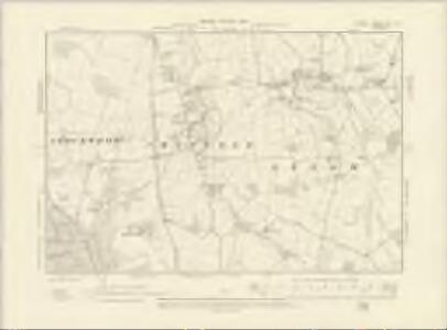 Dorset XXI.NE - OS Six-Inch Map