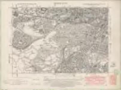 Lanarkshire Sheet V & VI & X & XA - OS 6 Inch map