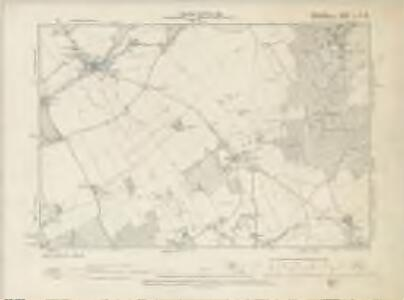 Middlesex I.NW - OS Six-Inch Map