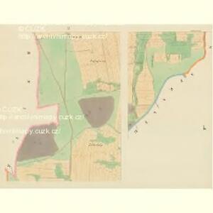 Drahotieschitz - c1499-1-002 - Kaiserpflichtexemplar der Landkarten des stabilen Katasters