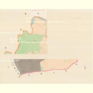 Schönbrumm (Studinka) - m0529-1-002 - Kaiserpflichtexemplar der Landkarten des stabilen Katasters