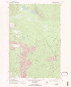 Glaciate Butte