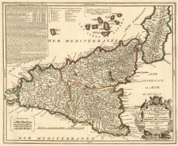 L'Isle et Royaume de Sicile