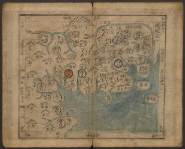 韓國輿地圖:咸鏡道