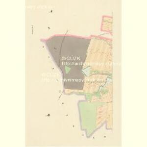 Zwozna - c2453-1-003 - Kaiserpflichtexemplar der Landkarten des stabilen Katasters