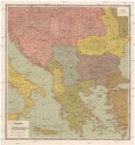 Poloostrov Balkánský