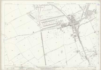Northumberland (New Series) LXXVIII.6 (includes: Blyth; Seaton Valley) - 25 Inch Map