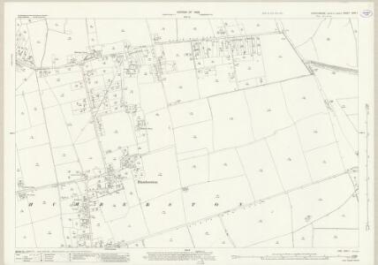 Lincolnshire XXXI.1 (includes: Cleethorpes; Humberston) - 25 Inch Map