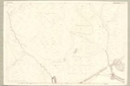 Peebles, Sheet XII.10 (Stobo) - OS 25 Inch map