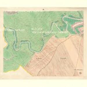 Strassnitz - m2902-1-008 - Kaiserpflichtexemplar der Landkarten des stabilen Katasters